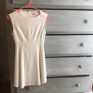 French connection off-white dress